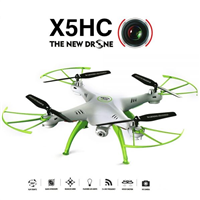 Syma X5HC The New Drone m. HD kamera