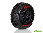 Louise Tire & Wheel SC-Pioneer  4WD / 2WD Bak