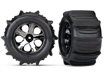 TRX-4175 Tires & Wheels Paddel AllStar 2.8 (2)