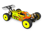 JConcepts S2 TLR 8IGHT 4.0 1/8 Body - Clear
