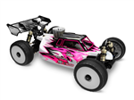 JConcepts Ljuddämpare Hot Bodies D812 1/8 Body-Cle