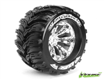 Louise Tire & Wheel MT-Cyclone 3.8 0-Offset (2