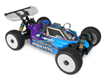 JConcepts Strike 2 RC8B3 1/8 Body-Clear