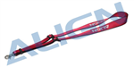 HOS00011T Radio Strap Cherry Red