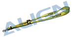 HOS00012T Radio Strap Golden Yellow