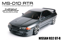 MST MS-01D Nissan R32 GT-R 4WD EP Drift RTR