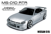 MST MS-01D Nissan S15 4WD EP Drift RTR