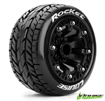 Louise Tire & Wheel ST-Rocket 2.2 Black Soft (2)