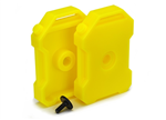 TRX-8022A Fuel Canister Yellow TRX-4 (2)