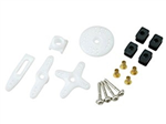 Hitec PN 56317 Servo Horn and Hardware Set