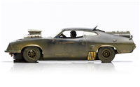 Scalextric Ford XB Falcon Matt Svart