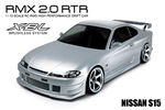 MST RMX 2.0 Nissan S15 2WD Gyro EP Drift RTR -S