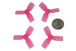 HQ Durable Prop T1.9X3X3 Light Pink PC