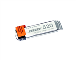 1s   520mAh - 25C - Dualsky XPower ECO-S - JST