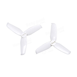 Gemfan Flash Durable 3 Blade 2540-White