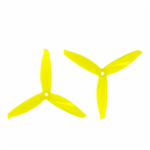 Gemfan Flash Durable 3 Blade 5152S-Lemon Yellow