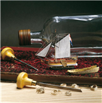 Amati - Dutch Yacht Kit 1: 300 - Flaskeskepp