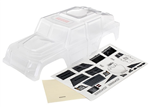 TRX-8211 Body Tactical Unit Clear TRX-4