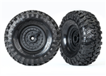 TRX-8273 Tires&Wheels Canyon Trail&Tactical 1.9
