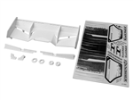 JConcepts Finnisher 1/8 Wing - White