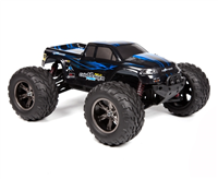 BlackZon Wild Challenger Monstertruck RTR - Blå
