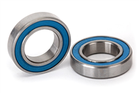 TRX-5101 Bearings Blue Rubber Sealed 12x21x5mm(2)