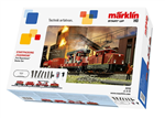 Märklin Digital Start Set - Fire Department