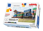 Märklin Digital startpaket - Kontainertog