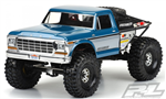 Proline 1979 Ford F-150 Clear Body