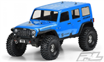 Proline Jeep Wrangler Unlimited Rubicon Clear