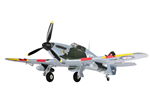 Top RC Hurricane MK II Green - 750mm PNP
