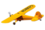 Top RC J3 Cub Yellow - PNP