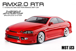 MST RMX 2.0 JZ3 2WD Gyro EP Drift RTR - Red