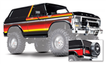 TRX-8010X Body Ford Bronco Set Svart