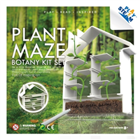 PlaySteam Plant Maze och Botanical Kit