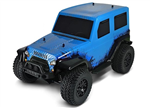 HSP Jeep 4WD 1:10 Blue - Complete