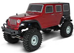 HSP Jeep Trail Rider Red - Komplett