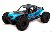 HSP Verdikt Rock Racer 1:8 Brushed - Blue RTR