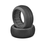 JConcepts Cosmos 1/8 Buggy Tire - Red MS