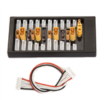 Fuse Multilayer Tray 1-6s LiPo - XT30 och XT60 XH
