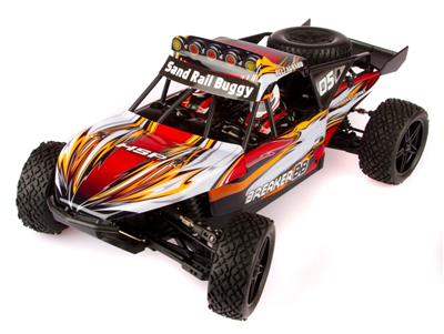 Luke  7 - HSP Breaker Buggy 1:10 Brushed Komplett