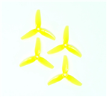 HQ Durable Prop 3X3X3 Yellow (2CW + 2CCW)