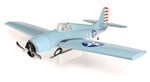 Park zon F4F Wildcat BNF 1m m / AS3X och SAFE Sele
