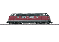 Märklin 37806 Digital lokomotiv - Klass V 200.0 Di
