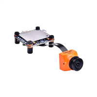 RunCam Split 2S FPV-kamera Orange NTSC / PAL