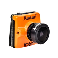 RunCam Robin FPV-kamera 1.8 mm NTSC / PAL Orange