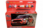 Airfix Mini Countryman WRC Starter Kit