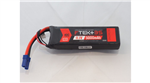 3s  5000mAh - 40C LiPo With LED Indicator (EC5)