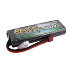 2s  4000mAh - 50C - Gens Ace Deans Bashing Series