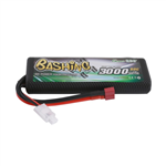 2s  3000mAh - 50C - Gens Ace Deans Bashing Series